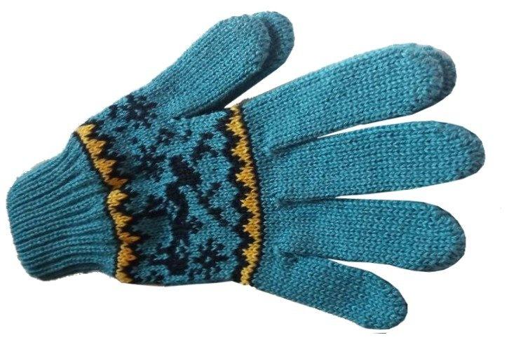 7b12d07f513 Kama Dětské pletené rukavice RB02 I Obchod pro pohodu