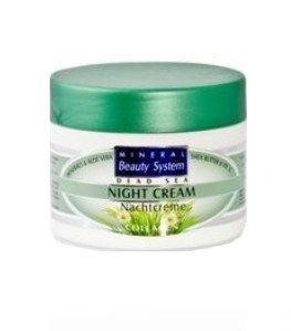 Mineral Beauty Noční krém s kolagenem