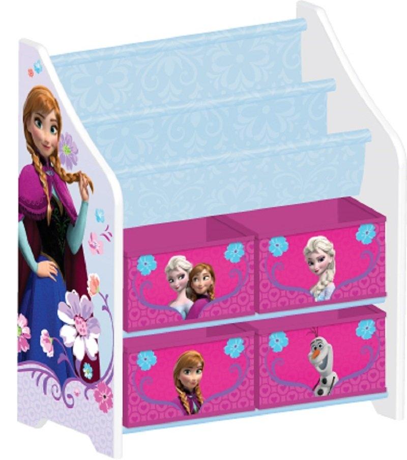 Delta Organizér na hračky Ledové království-Frozen 3D