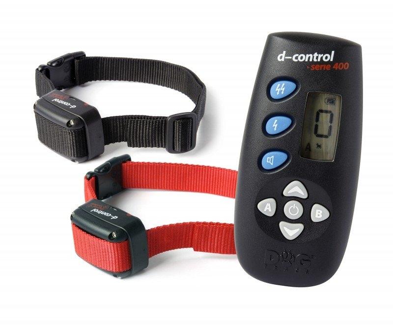 Dogtrace Elektronický výcvikový obojek d-control 402