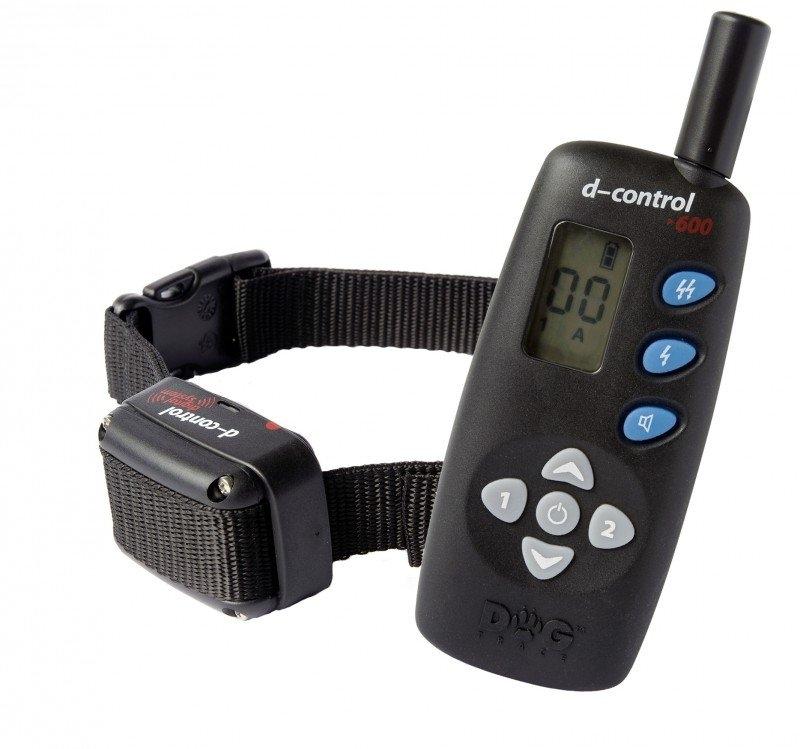 Dogtrace Elektronický výcvikový obojek d-control 600