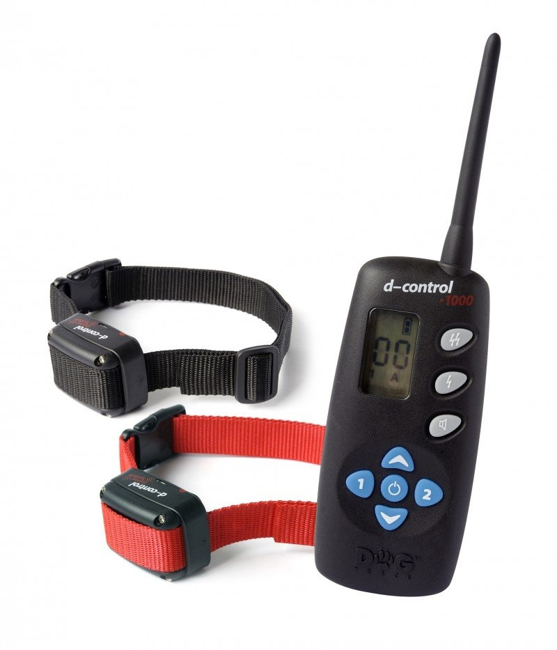 Dogtrace Elektronický výcvikový obojek d-control 1002