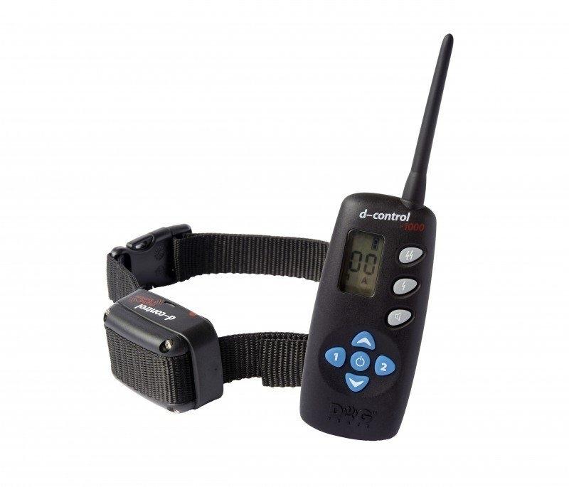 Dogtrace Elektronický výcvikový obojek d-control 1000