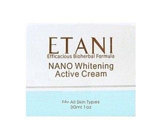 Etani Bělicí krém NANO na pigmentové skvrny