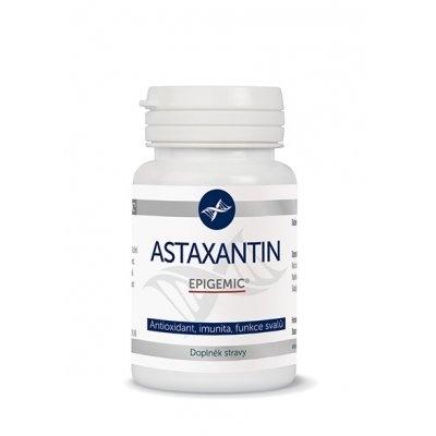 Blue step Astaxanthin Epigemic - doplněk stravy 30 kapslí
