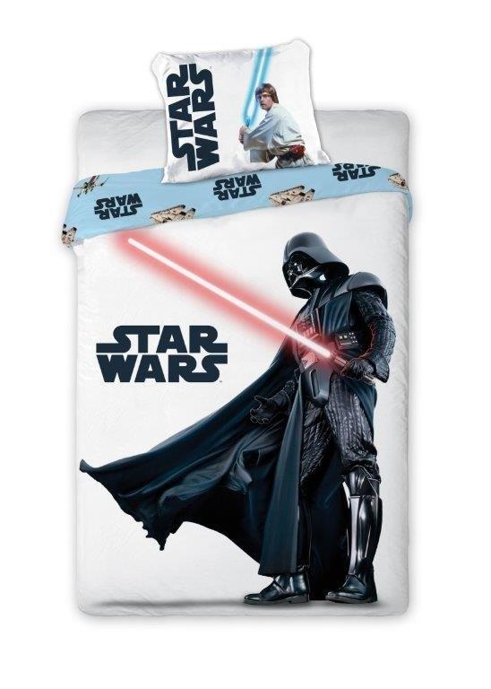 Faro Dětské povlečení Star Wars 001 Varianta Star Wars 001 200 x 140 cm, Počet bal. 1