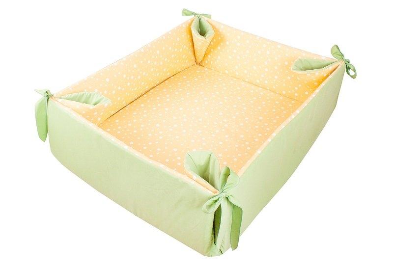 Gluck Baby Ohrádka/hrací deka zelená Varianta zelená 057 ZU/ZI, Počet bal. 1